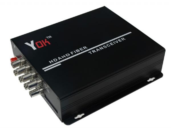 AHD高清同轴视频光端机